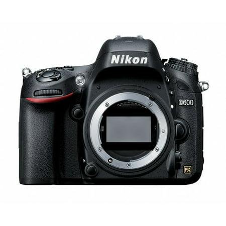 Nikon D600 24.3 Megapixel DSLR Camera Body - Nikon D600 Dslr Camera