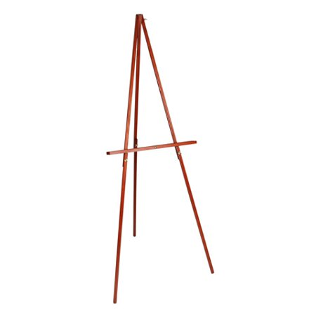 Studio 71 Wooden Easel: Stained - 67 inches](Wooden Easel Stand)