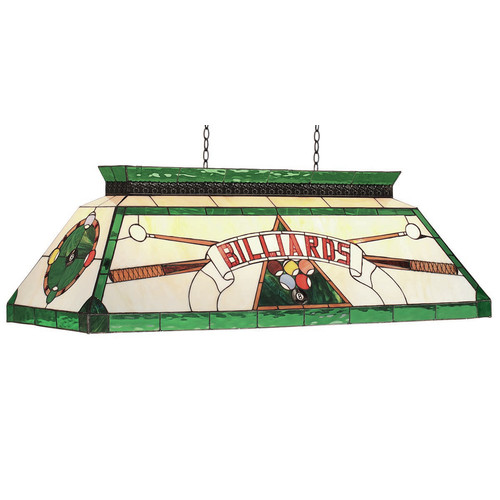 RAM Game Room Tiffany 4 Light Billiard Light