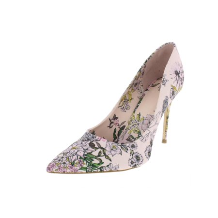 Guess Womens Braylea 3 Pointed Toe Pumps