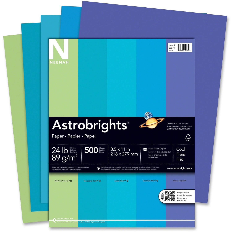 Astro Astrobrights Colored Paper
