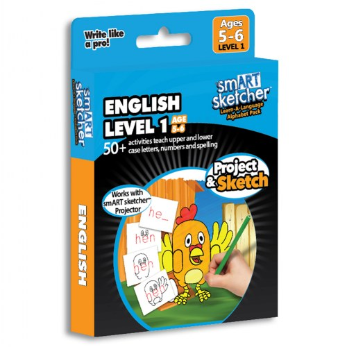 smART sketcher SD pack English language USA English Box