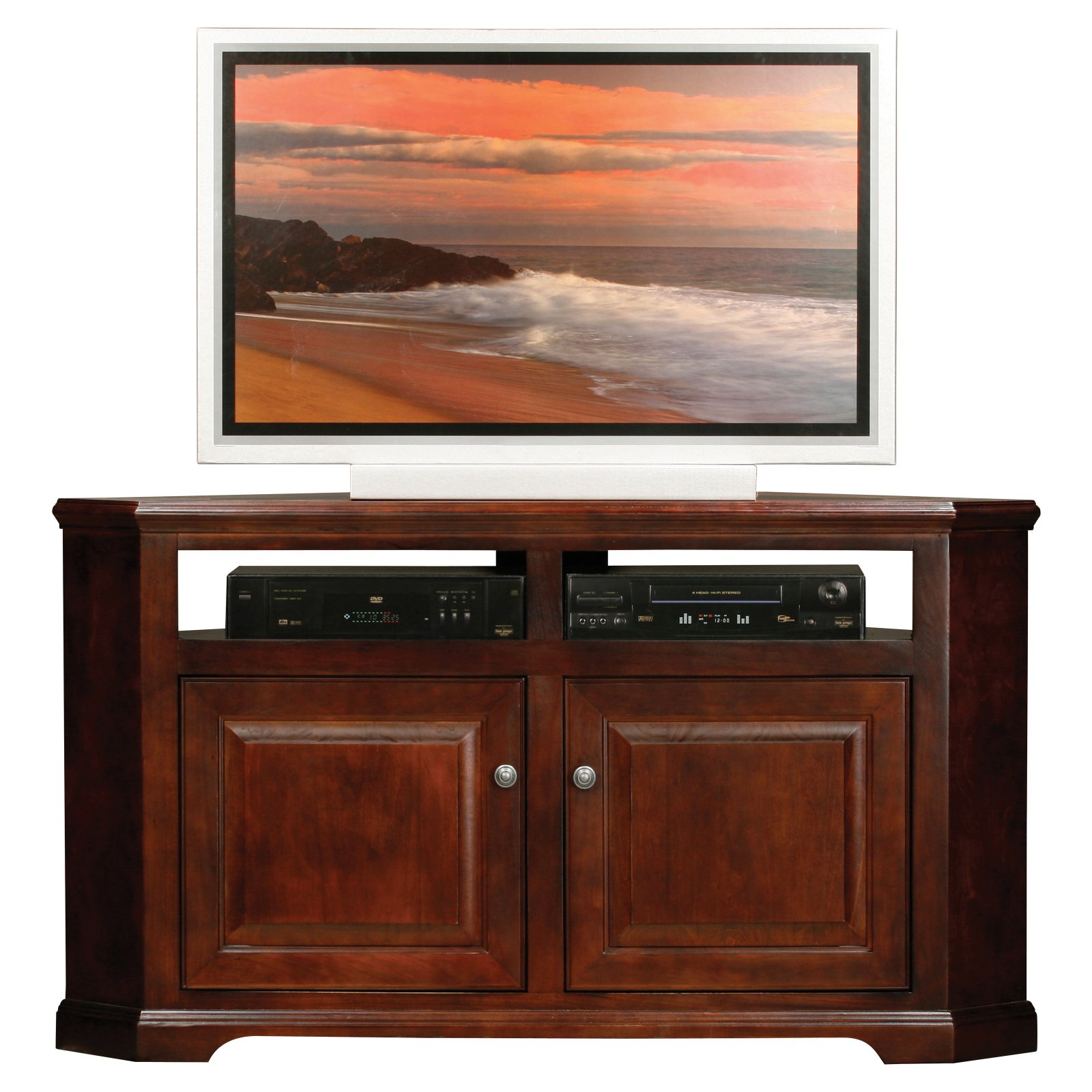 Eagle Furniture Savannah 56 in. Corner Entertainment Center