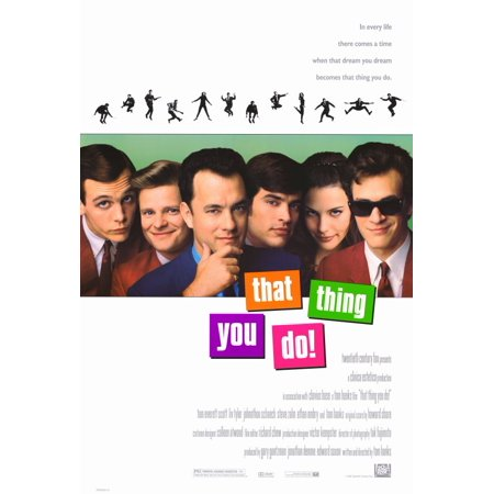 That Thing You Do  1996  27X40 Movie Poster