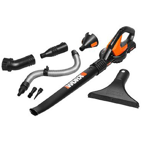 Worx Cordless Electric Sweeper/Blower