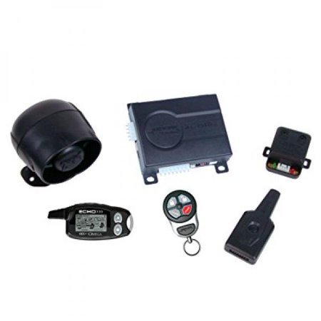 Excalibur AL1510EDP Deluxe 2-Way Keyless Entry Alarm System with Code Hopping