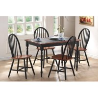 Boraam 5-Piece Tile Top Dining Set