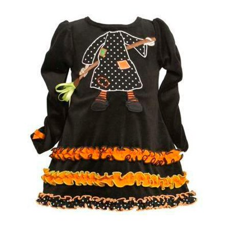 Youe the Witch Dress Halloween Outfit  Bonnie Jean Sale 24 months