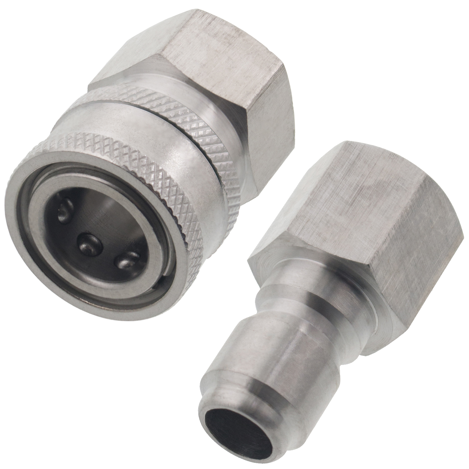 Socket M22 X 3//8in Female Qc
