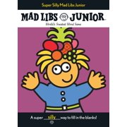 Super Silly Mad Libs Junior (Paperback)