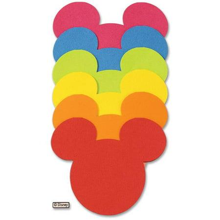 Sticko 7325681 Disney Journaling Cards-mickey Icon - Head W/ears