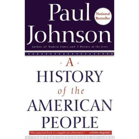 A History of the American People by