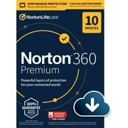 Norton 360 Premium 10 Device