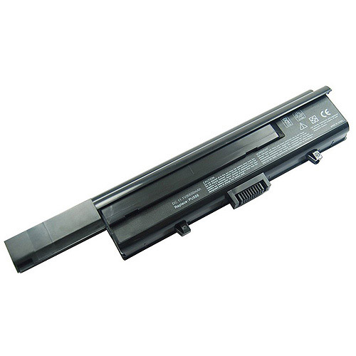 Laptop Battery Pros Replacement Battery for Dell Laptops, Black