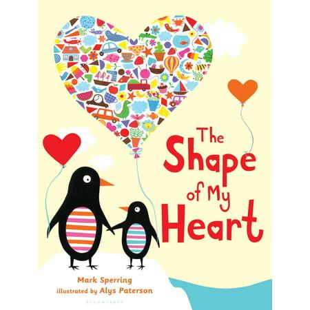 The Shape of My Heart (Shape Of The Usa)