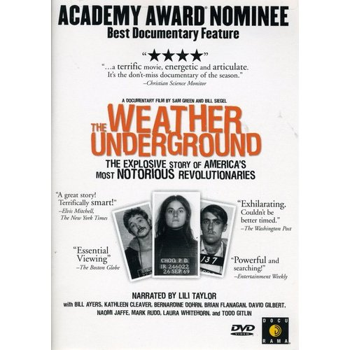 The Weather Underground (Full Frame)