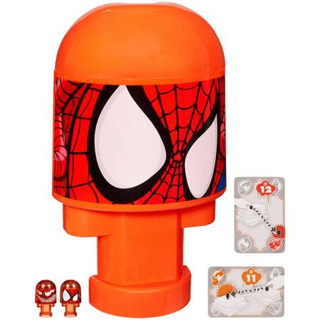 Bonkazonks Marvel Spider-Man Headquarters Storage Case](Spiderman Mask Replica For Sale)