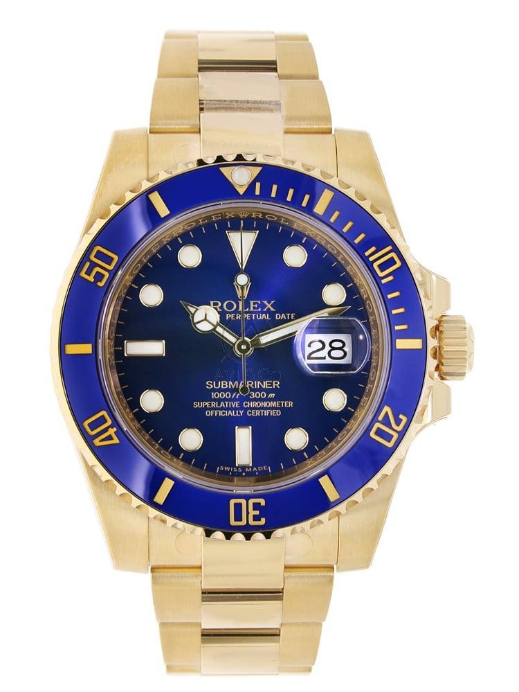 Rolex Submariner m116618lb-0003