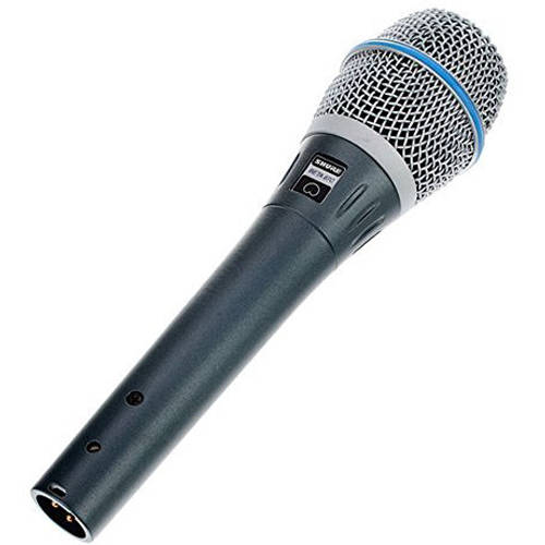 Shure BETA 87C Vocal Microphone by Shure