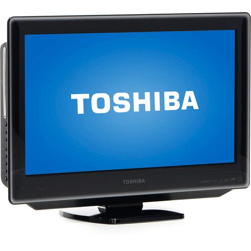 "Toshiba 22"" LCD 720p 60Hz HDTV DVD Combo, 22LV610U"