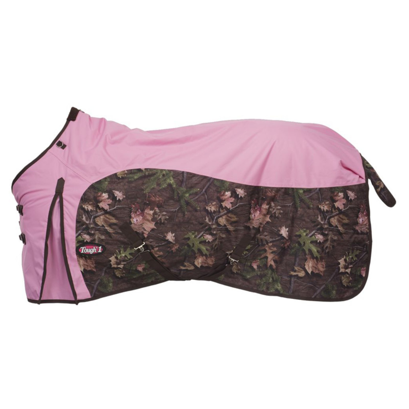 Tough-1 Tough Timber 600D Waterproof Poly Turnout Blanket