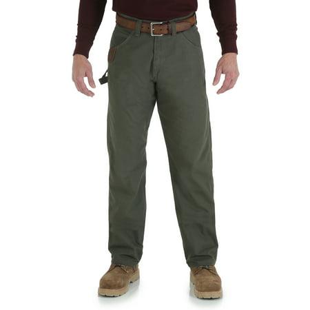 Wrangler RIGGS Ripstop Carpenter Pant - Loden