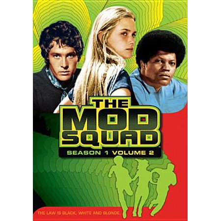 (The Mod Squad: Season 1 Volume 2 (DVD))