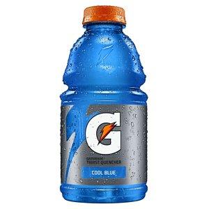 Gatorade Thirst Quencher, Cool Blue, 32 fl oz Bottle