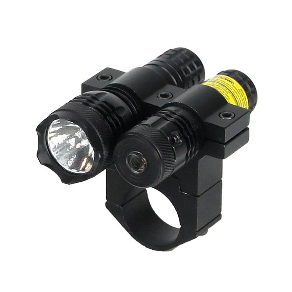 "BSA Guns 650nm Tactical Weapon TWLLCP Red Laser Sight W 80-Lumen 1"" Tube by BSA Guns"