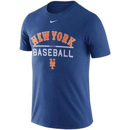 info for a4b77 0ce4d Men's Nike Royal New York Mets Away Practice T-Shirt