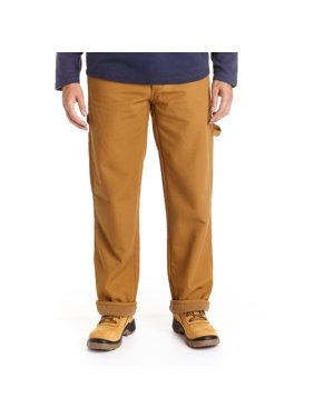 Stanley Carpenter Pant with Fleece Lining