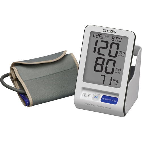 Citizen Arm Self-Storing Digital Blood Pressure Monitor