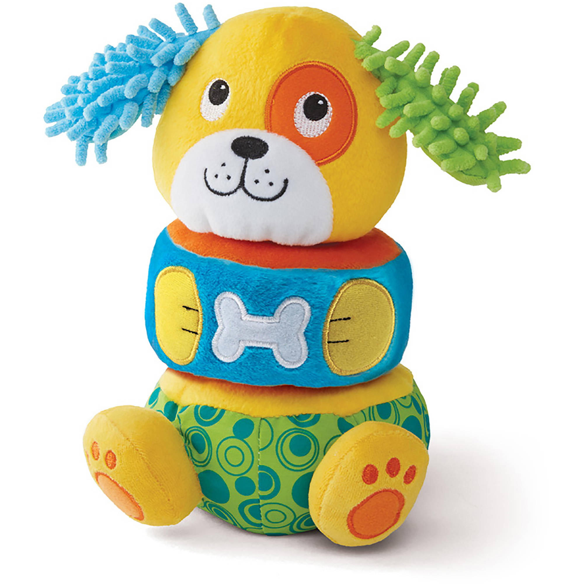 International Playthings Earlyears Lil' Puppy Stacker