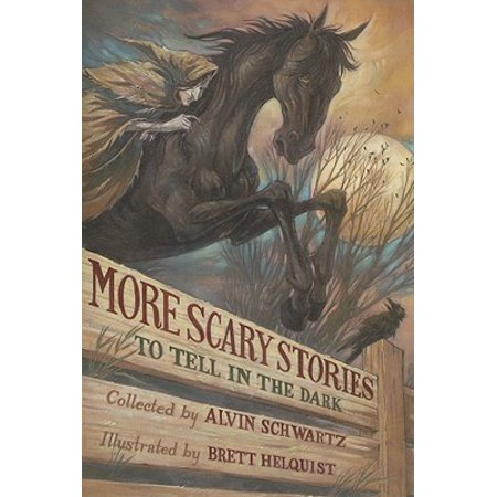 More Scary Stories to Tell in the Dark (Paperback) - Long Scary Stories For Halloween