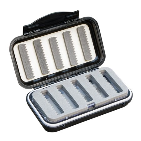 Portable Waterproof Fly Fishing Tackle Box Lure Bait Storage Case