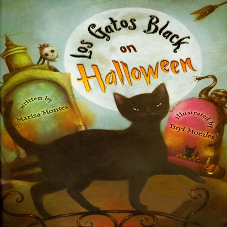 Los Gatos Black On Halloween - Audiobook](Los Gatos Halloween Dog 2017)
