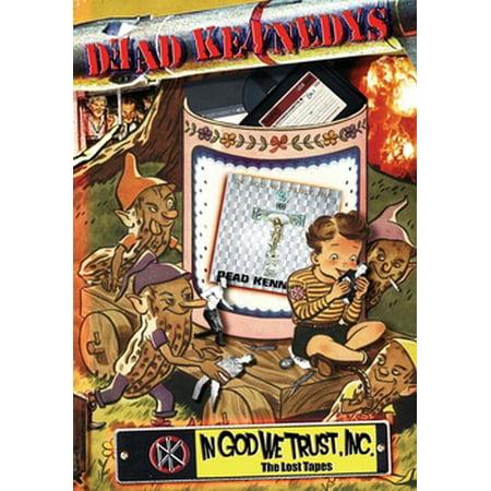 Dead Kennedys: In God We Trust Inc. - Dead Kennedys Halloween Vinyl