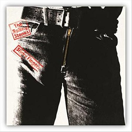 Sticky Fingers (LP), The Rolling Stones - Sticky Fingers Vinyl LP By The Rolling Stones Format: