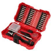 Ccdes 31 Pcs Home Household Professional Hand Tool Ratchet Screwdriver Repair Kit , Mini tool set, Ratchet Screwdriver Multi Bit Tool