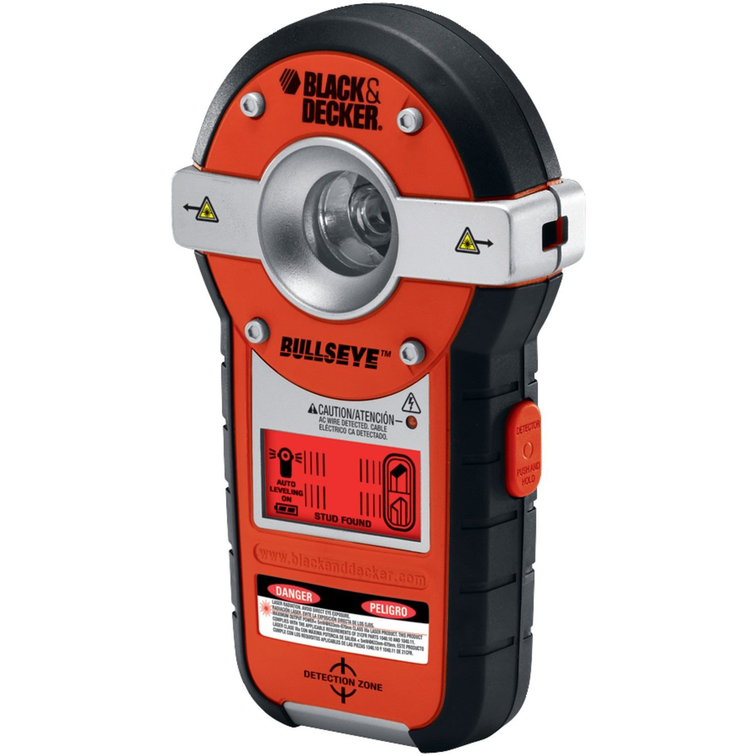 Black & Decker Bulls Eye Auto-Leveling Laser With Stud Sensor