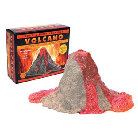 Volcano Kit Science Fun Toy New Make Your Own Volcano  Make Your Own Volcano  Great Learning Fun  By Schylling