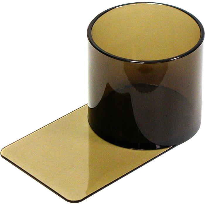 Plastic Cup Holder - Slide Under for Poker Table