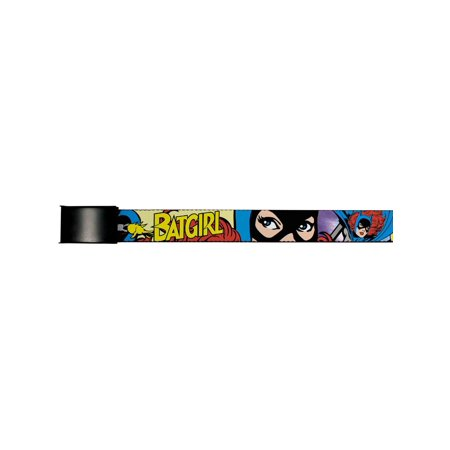 Batman DC Comics Superhero Batgirl's Mask Web Belt - Batgirl Backpack