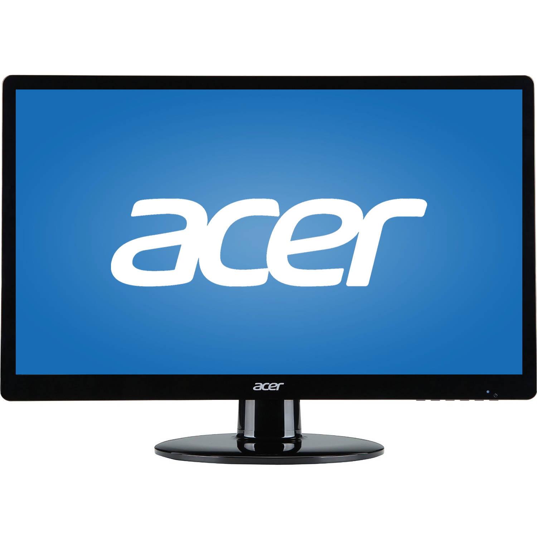 "Refurbished Acer 19.5"" LED Widescreen Monitor (UM.IG6AA.001 Black)"