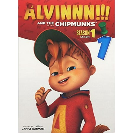 Alvin And The Chipmunks Cartoon Halloween (Alvin and the Chipmunks: Season 1 Volume 1)