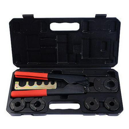 Ktaxon pex pipe crimping tool kit for 3/8