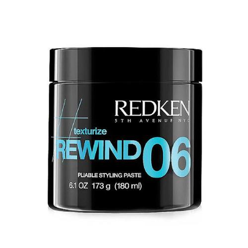 Redken Rewind 06 Pliable Styling Paste, 5 oz (Pack of 4)