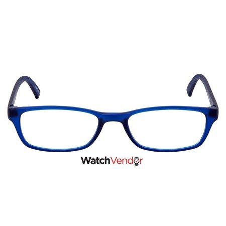 B+D Icon Reader Matt Blue +3.00 Eyeglasses 2400-57-30 - image 1 de 3