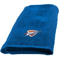 "NBA Oklahoma City Thunder Cotton 15""x26"" Applique Hand Towel, 1 Each"