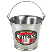 GALVANIZED STEEL PAIL SILVER 2 QUART